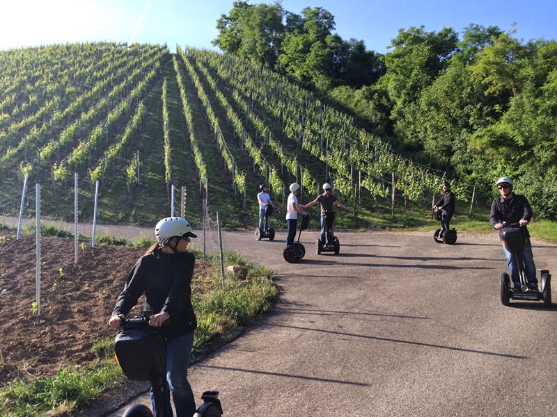 Segwaytouren in Aspach bei Backnang